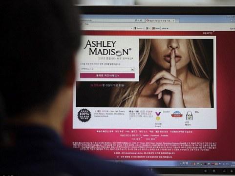 Trang web hẹn hò ngoại tình thu hút hàng chục nghìn người tham gia