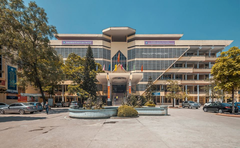 Địa chỉ Học viện Tài chính
