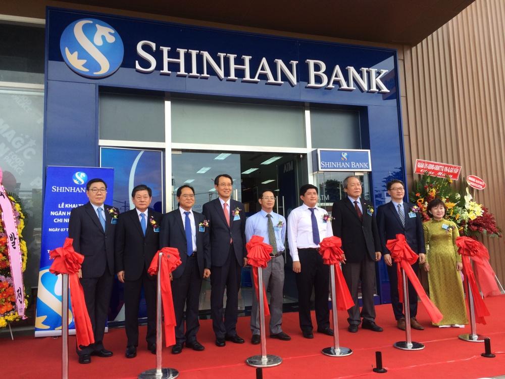 Các ngân hàng nước ngoài ở Việt Nam