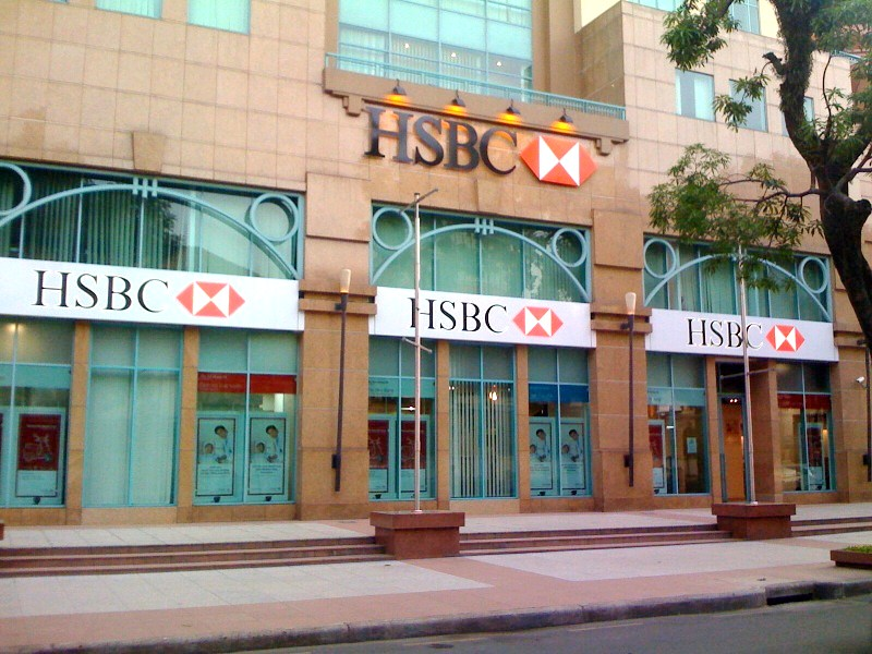Các ngân hàng quốc tế tại việt nam