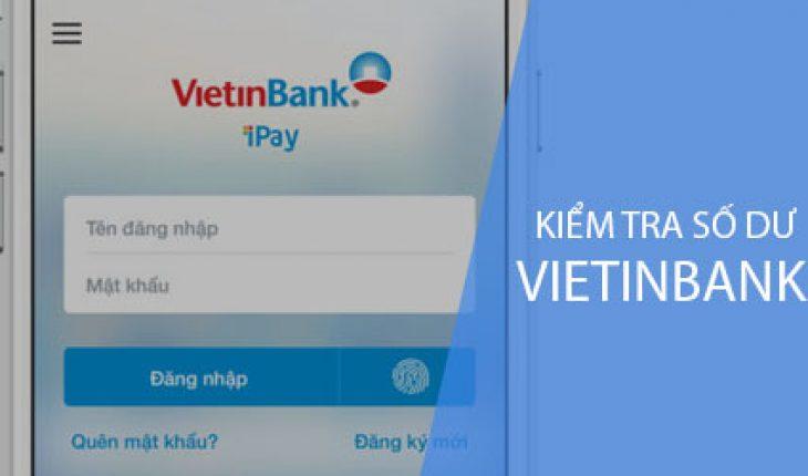 Giờ làm việc của ngân hàng Vietinbank vào thứ 7