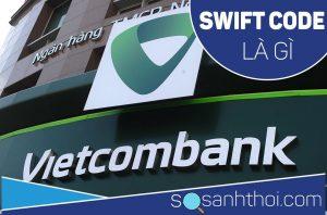 Mã swift ngân hàng vietcombank