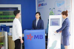 Giờ làm việc ngân hàng MB Bank